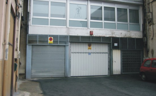 Garajes en irun inmobiliaria servos for Alquiler garaje irun